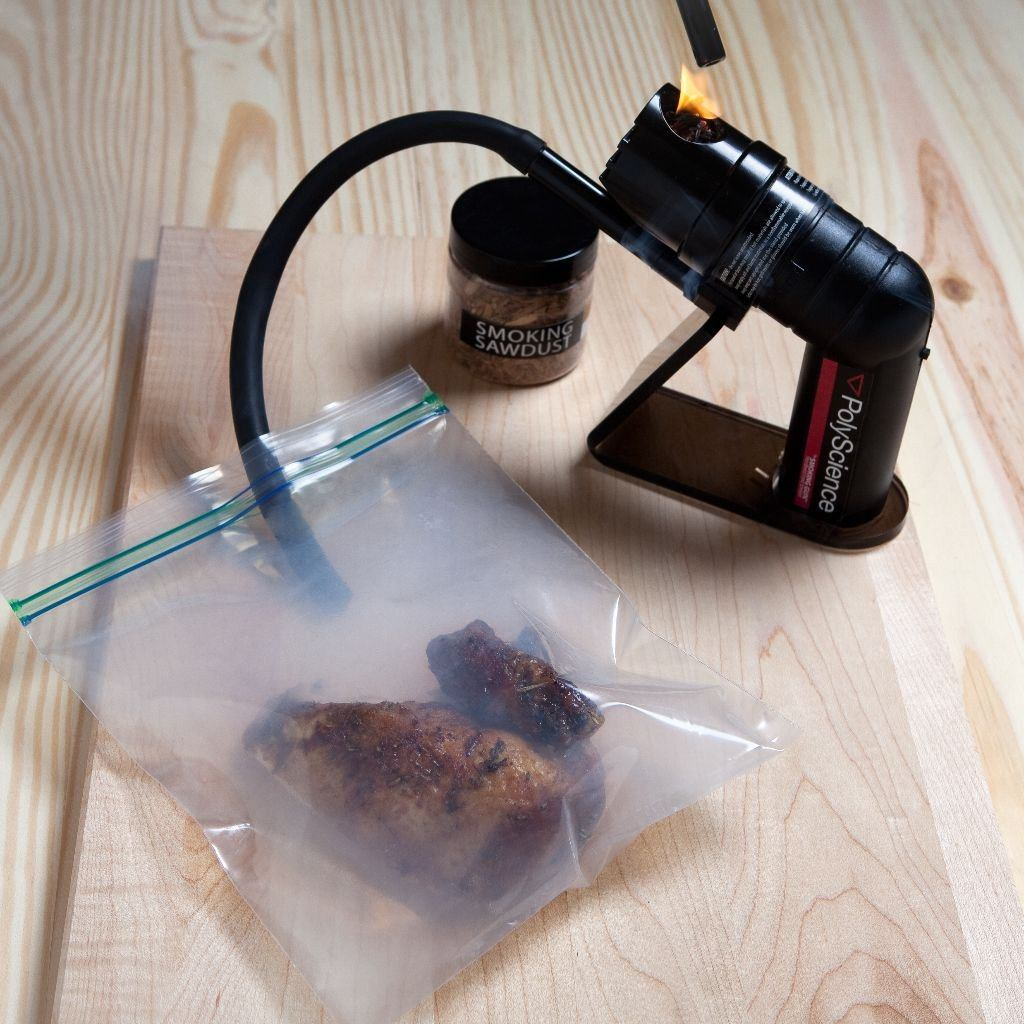PolyScience Smoking Gun Gift Pack 5 Woodchips & Filters Smoking Gun PolyScience