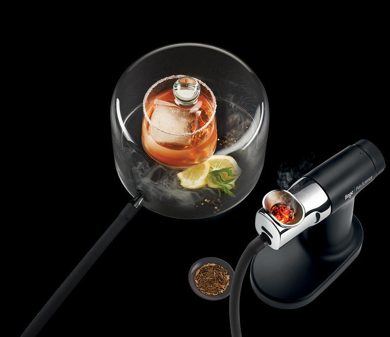 Breville Polyscience Smoking Gun PRO Cloche Top View