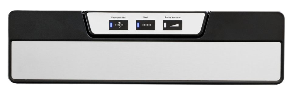 Proline VS-D2 Vacuum Sealer Cryovac Machine looking down display panel