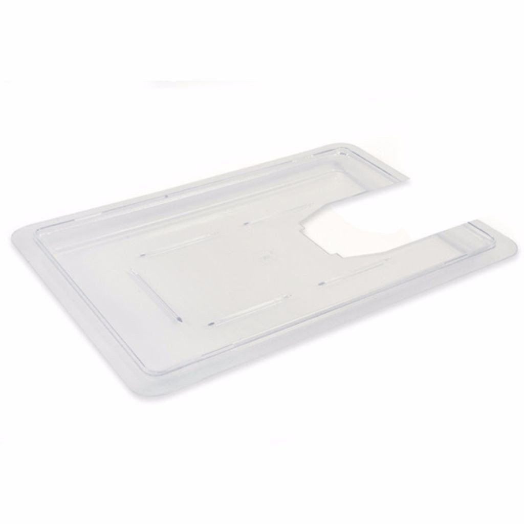 Cambro Custom Tank Lid Cut Out for Polyscience Chef Series Immersion Circulator