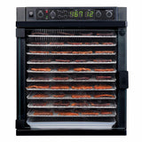 Beef Jerky Sedona Express Food Dehydrator with 11 Stainless Steel Trays