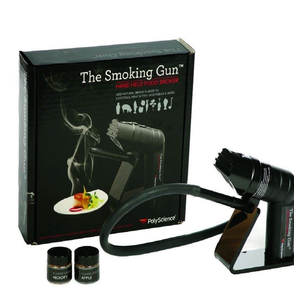 Smoking Gun Original Handheld Food Smoker by PolyScience Smoking Gun PolyScience