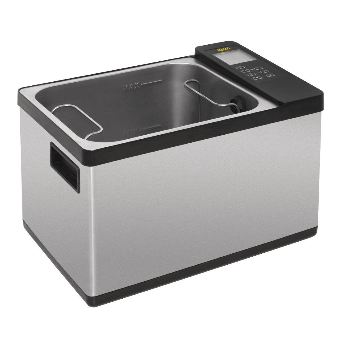 Sous Vide Water Bath Cooker for Home & Commercial by Apuro Sous Vide Machine Apuro