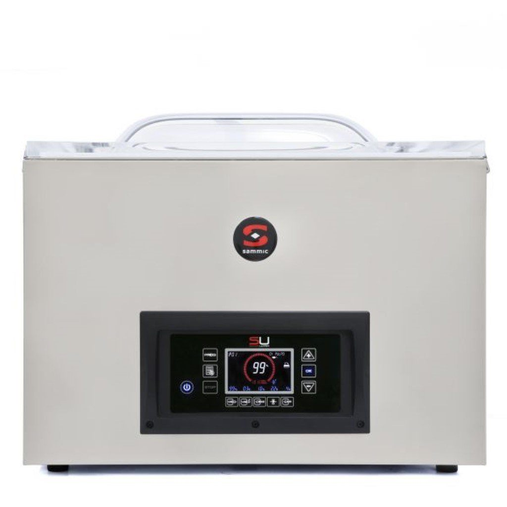 Sammic Benchtop Vacuum Packing Machine SU-520GP Vacuum Packing Machine Sammic