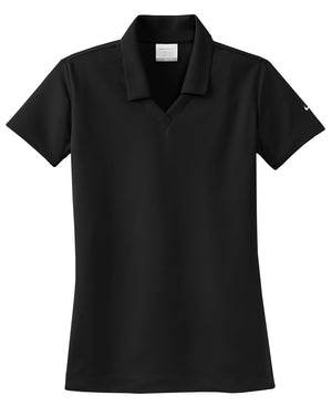 Arisa Health Nike Ladies Dri-FIT Micro Pique Polo, 354067 - Running Threads Screen Printing and Embroidery