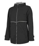 Women's New Englander Rain Jacket    5099 - Running Threads Screen Printing and Embroidery
