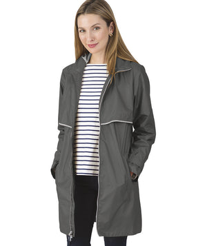Women's New Englander Raincoat    5791