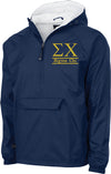 Sigma Chi Classic Solid Pullover - Running Threads Screen Printing and Embroidery