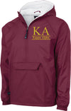 Kappa Alpha Classic Solid Pullover - Running Threads Screen Printing and Embroidery