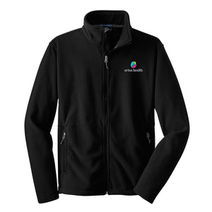 Arisa Health Port Authority Fleece Jacket, F217 - Running Threads Screen Printing and Embroidery