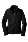 Miracle Kids Port Authority® Ladies Fleece Jacket-L217 - Running Threads Screen Printing and Embroidery
