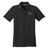 Arisa Health Port Authority® Ladies Polo, L510 - Running Threads Screen Printing and Embroidery