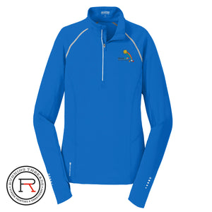 Miracle Kids OGIO® ENDURANCE Ladies Nexus 1/4-Zip Pullover - LOE335 (htv) - Running Threads Screen Printing and Embroidery