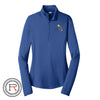 Miracle Kids Sport-Tek® Ladies PosiCharge® Competitor™ 1/4-Zip Pullover - LST357 (htv) - Running Threads Screen Printing and Embroidery