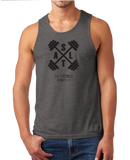 SALT Fitness Men's/Unisex Tank - NL6233 - Running Threads Screen Printing and Embroidery