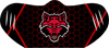Arkansas State University Face Masks with filter ( ASU face mask ) - Running Threads Screen Printing and Embroidery