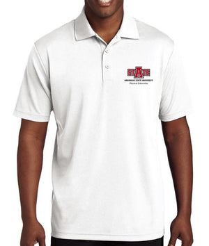 Phys. Education - Sport-Tek® Polo -ST640 - Running Threads Screen Printing and Embroidery