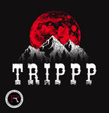 Album Cover | TRIPPP Short Sleeve T-Shirt - Running Threads Screen Printing and Embroidery