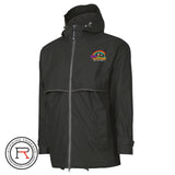 Miracle Kids Charles River Men's Rain Coat - 9199 - Running Threads Screen Printing and Embroidery