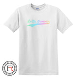 Greek Color Fun T-Shirt - Running Threads Screen Printing and Embroidery