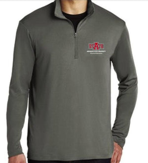 Phys. Education - Sport-Tek® 1/4-Zip Pullover - ST357 - Running Threads Screen Printing and Embroidery