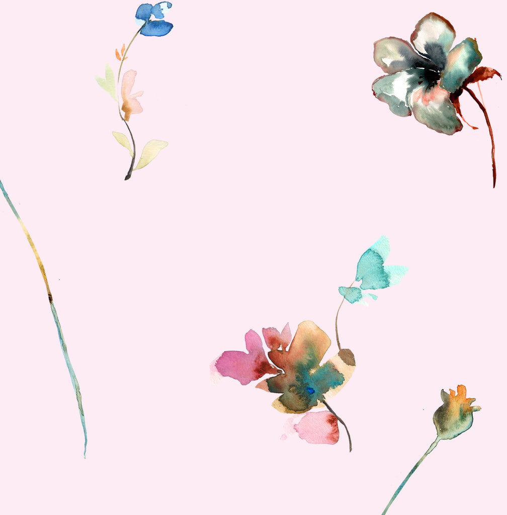 Wallpaper - Floating Floral
