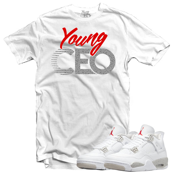 "Young Ceo - Jordan 6 ""Alternate"" YOUNG CEO Burgundy Tee"