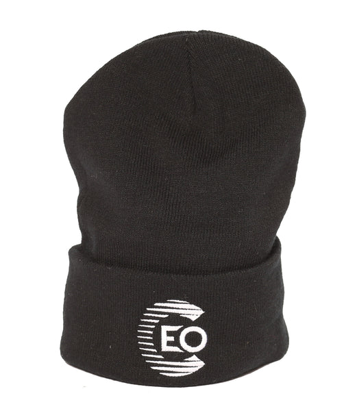 CEO BLACK & WHITE BEANIE