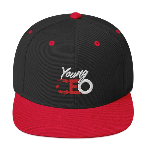Young Ceo bred Snapback Hat