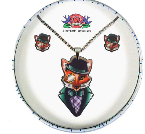 Jubly Umph - Felix the Dapper Fox Gift Set