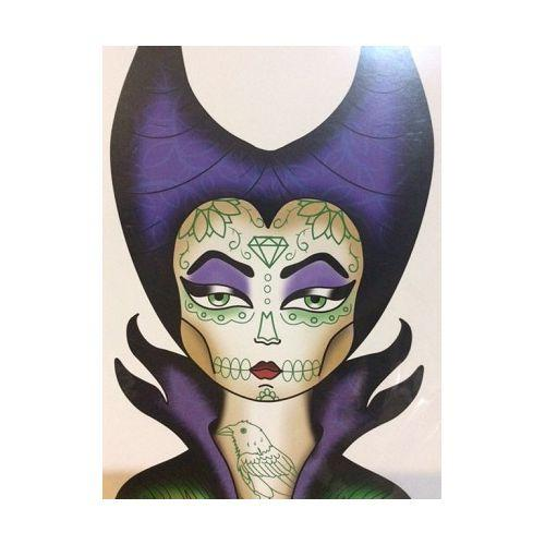 The Australian online store, JATOE, sells the Jubly Umph range of necklaces, brooches and prints of the Evil Sorceress.