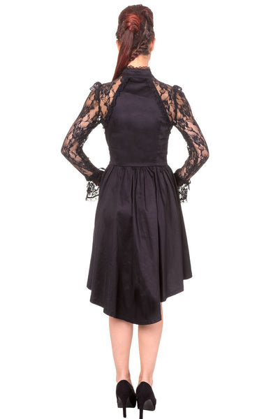Banned - Black Betty Gothic/Steampunk Dress