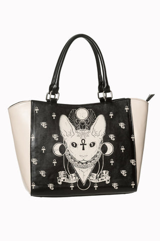 Banned - Bastet Tote Bag
