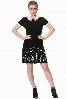 Banned - Black Magic Dress