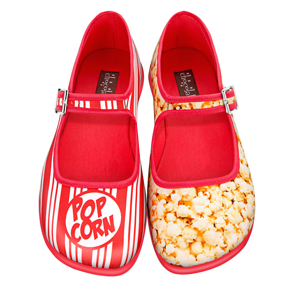 Hot Chocolate Design Shoes - Popcorn