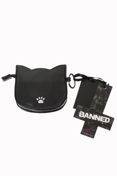 Banned - Heart of Gold Coin Purse