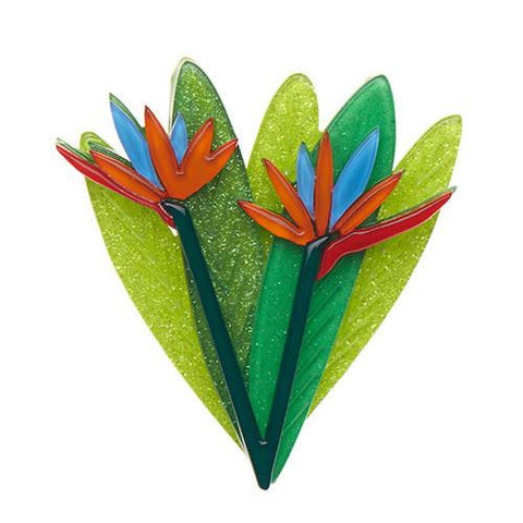 Erstwilder - Special - The JA Bird of Paradise Brooch
