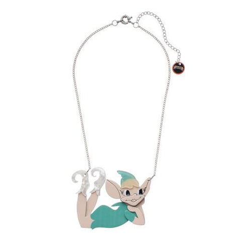 Erstwilder - Fantasy - Pix the Playful Pixie Necklace