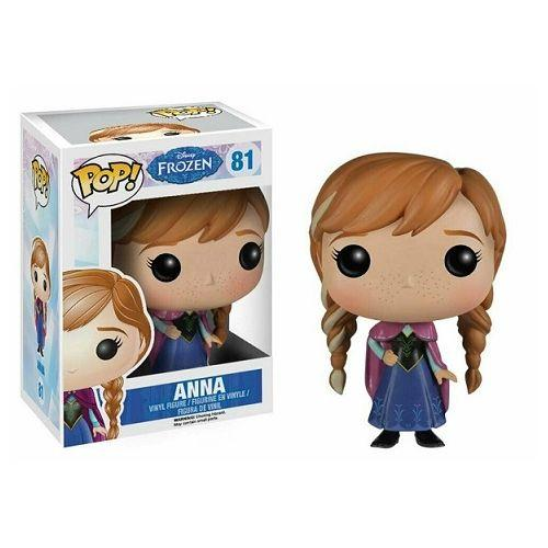 JATOE specialises in selling Funko Pop Vinyls and collectibles collectables. This is Anna 81 from Frozen