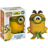 JATOE specialises in selling Funko Pop Vinyls. This Au Naturel Minion Pop Vinyl is from the film Despicable Me II ww.jatoe.com.au