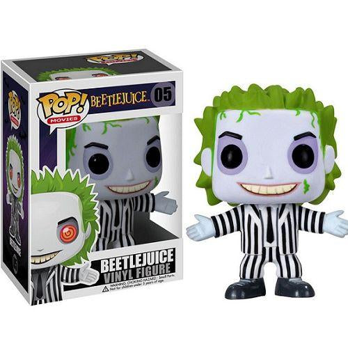 JATOE specialises in selling Funko Pop Vinyls. This Beetlejuice Pop Vinyl is from the cult classic film.