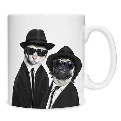 Pets Rock - Blues Pets Rock Mug