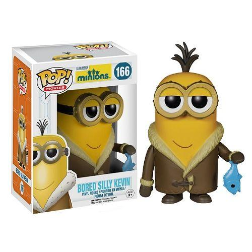 JATOE specialises in selling Funko Pop Vinyls. This Bored Silly Kevin Minion Pop Vinyl is from the film Despicable Me II ww.jatoe.com.au