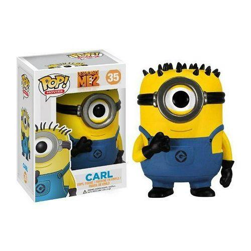 Australian JATOE specialises in selling Funko Pop Vinyls and this Despicable Me Carl Minion 35