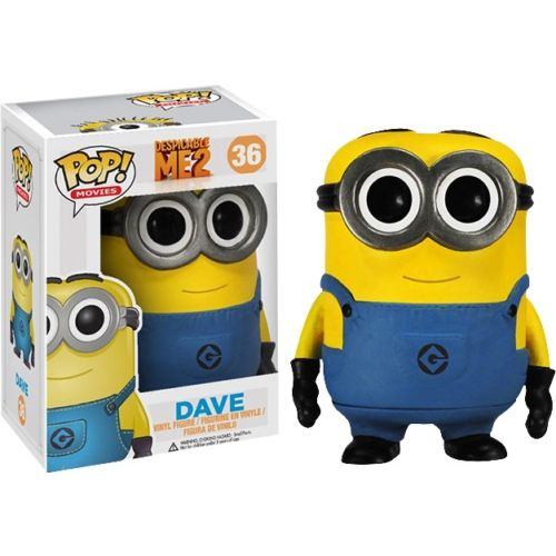 Australian JATOE specialises in selling Funko Pop Vinyls and this Despicable Me Dave Minion 36