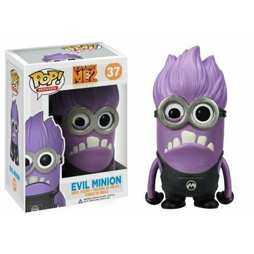 Australian JATOE specialises in selling Funko Pop Vinyls and this Despicable Me Evil Minion 37