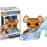 JATOE specialises in selling Funko Pop Vinyls and collectibles collectables. This is the vaulted Gus Gus in Slipper