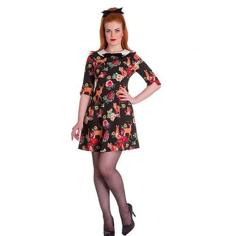 Hell Bunny - Hermaline Mini Dress