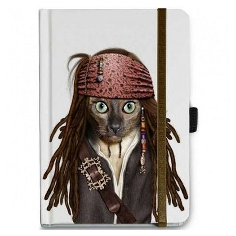 Pets Rock - Famous Faces - Jack Notebook
