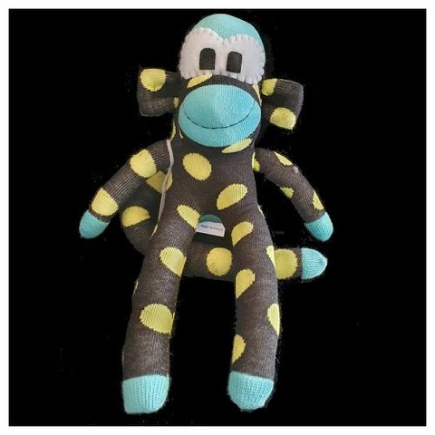 Sock Monkey - Jeff - Maur Monkeys